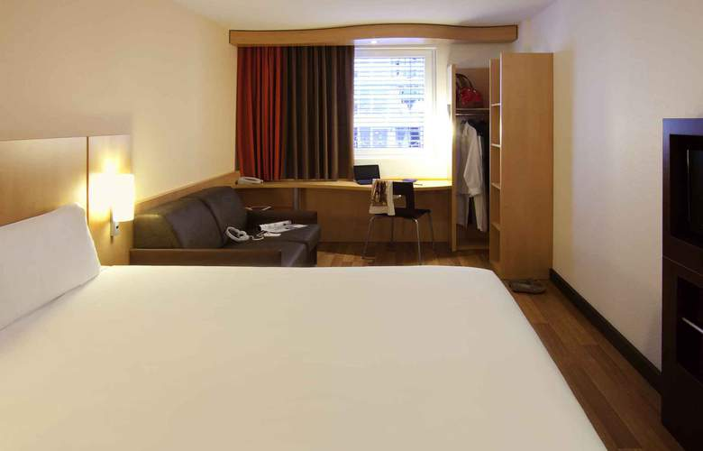 ibis Geneve Centre Nations - Room - 5