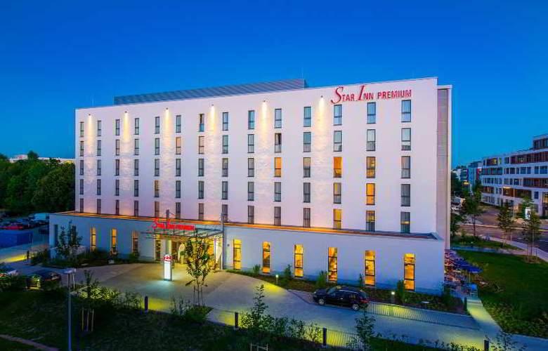 Star Inn Hotel Premium Munchen Domagkstrasse - Hotel - 8