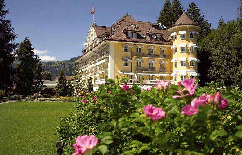 Grand Hotel Bellevue - Hotel - 0