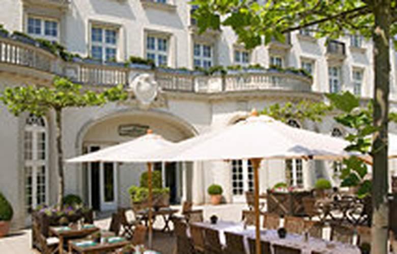 Pullman Aachen Quellenhof - Terrace - 8