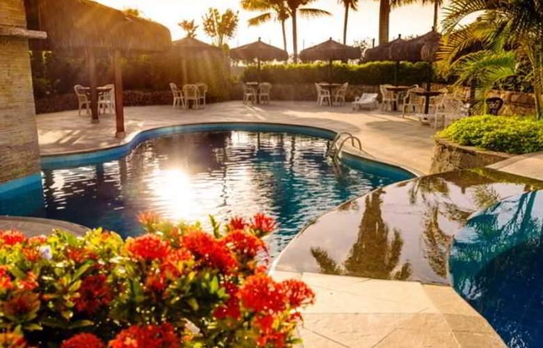 Quinta Do Sol Praia Hotel - Pool - 7
