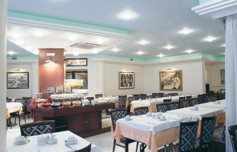 Ilianthos Village Suites - Restaurant - 9