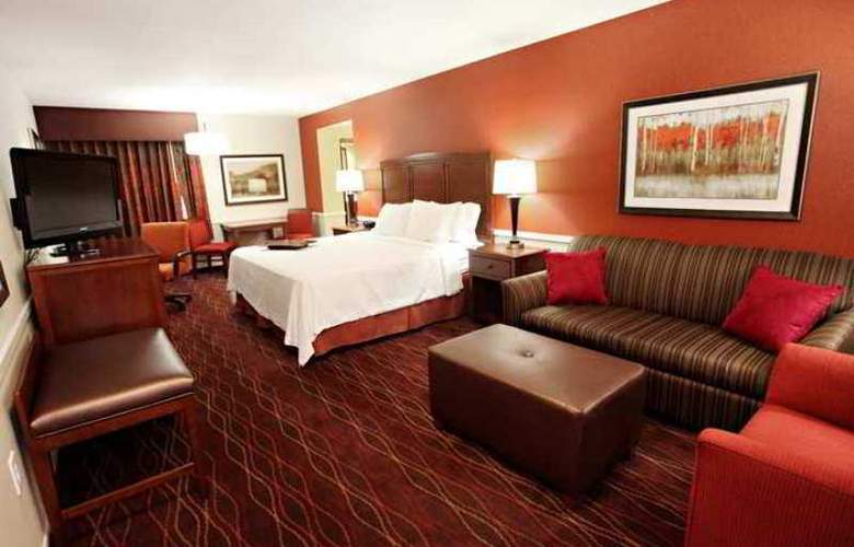 Hampton Inn Salt Lake City-North - Hotel - 8