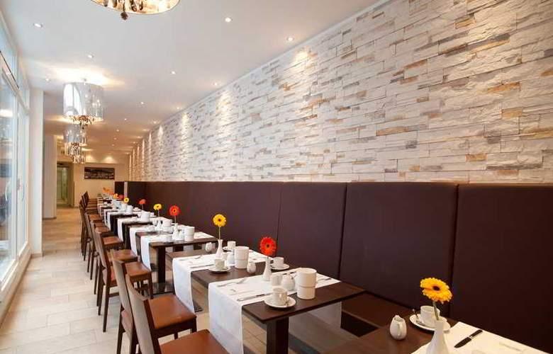 Treff Munchen City Centre Hotel - Restaurant - 5