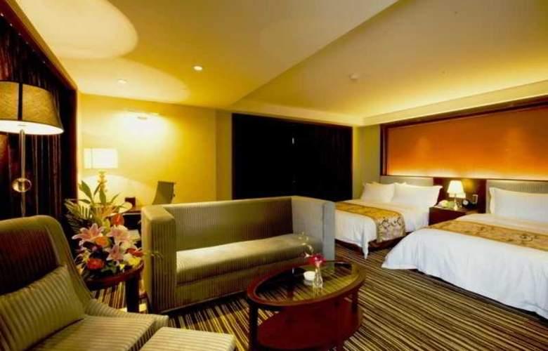 Leeden Hotel Chengdu - Room - 9