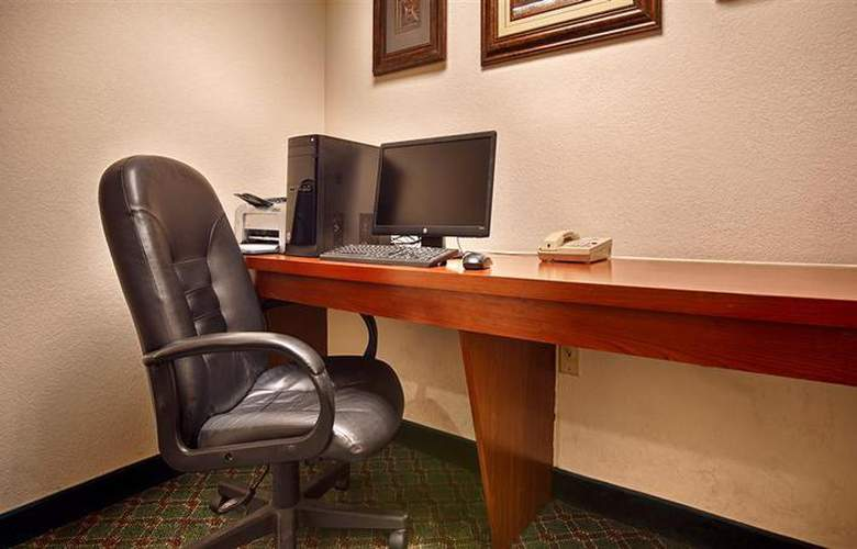 Best Western Fountainview Inn&Suites Near Galleria - Conference - 61