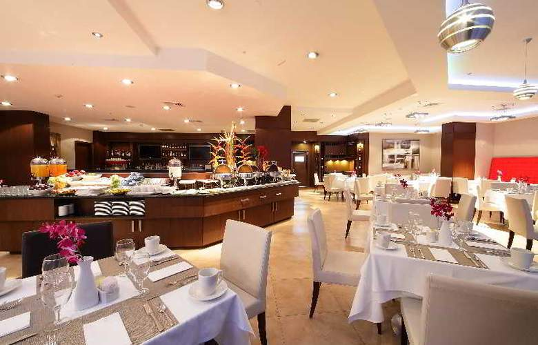 Ciudad de David Hotel & Bussiness - Restaurant - 10