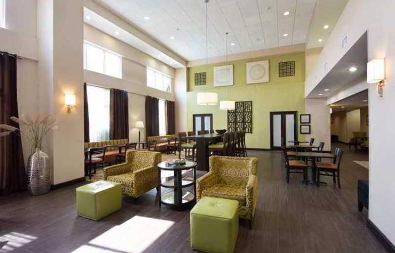 Hampton Inn & Suites Houston-Bush Intercontinental Aprt - Hotel - 0