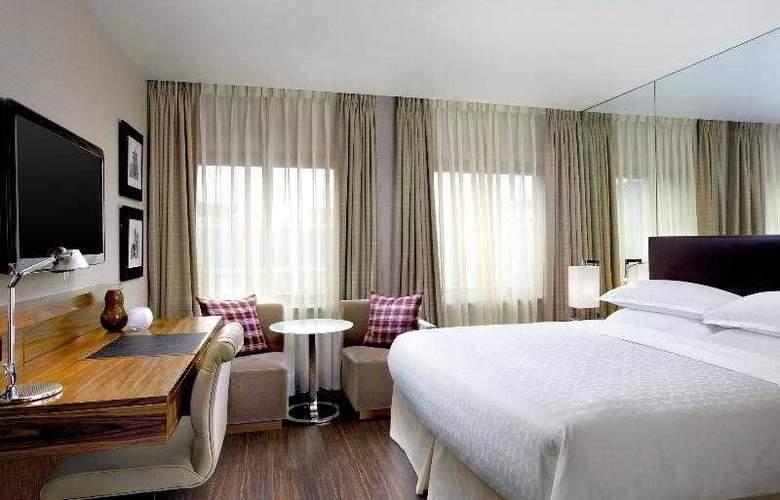 Sheraton Grand Hotel & Spa Edinburgh - Room - 34