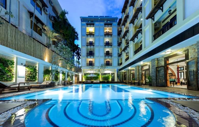 Treasure Oasis - Hotel - 0