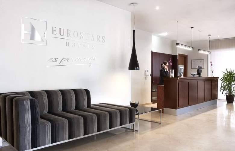 Eurostars Plaza Delicias - General - 0