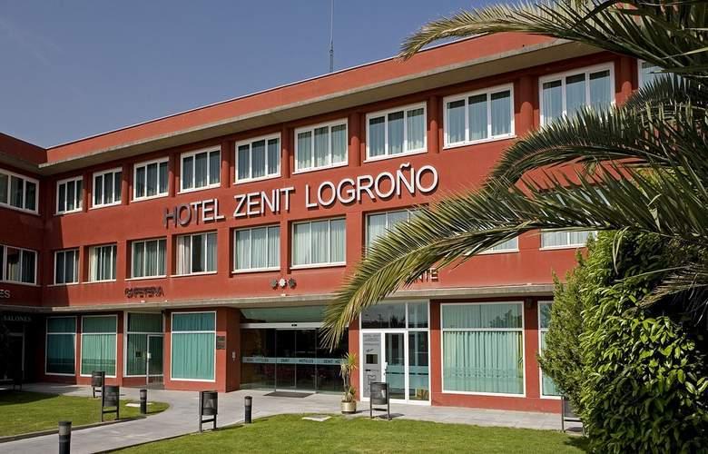 Zenit Logroño - Hotel - 0