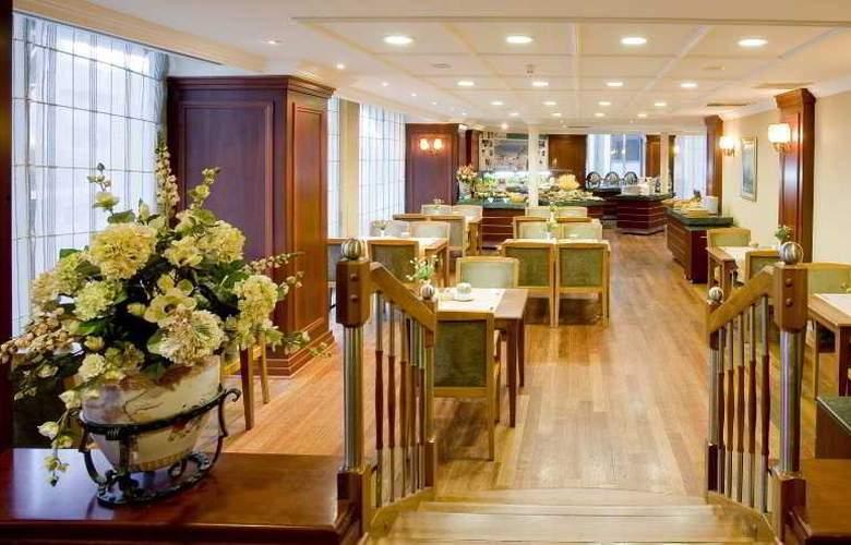 The Greenpark Hotel Taksim - Restaurant - 10