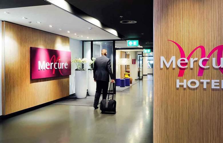 Mercure Hotel Schiphol Terminal - Hotel - 0