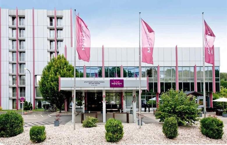 Mercure Stuttgart Sindelfingen an der Messe - Hotel - 52