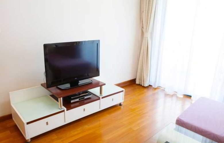 Yopark Serviced Apartment Yanlord Riviera Garden - Room - 11