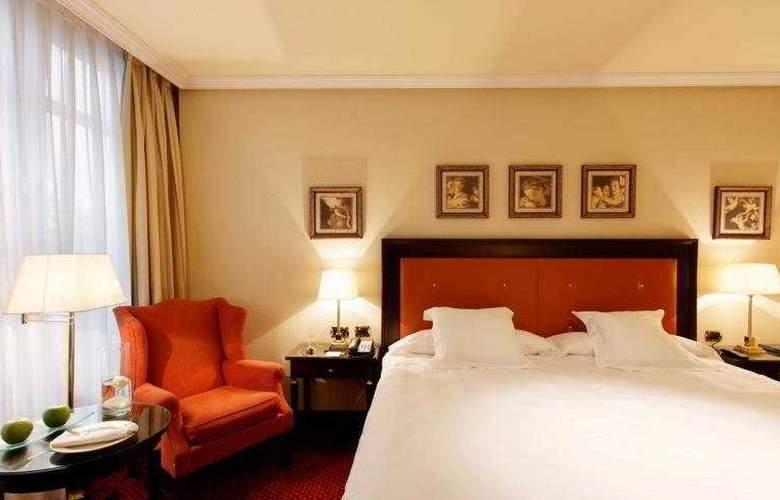 Hesperia Madrid - Room - 2