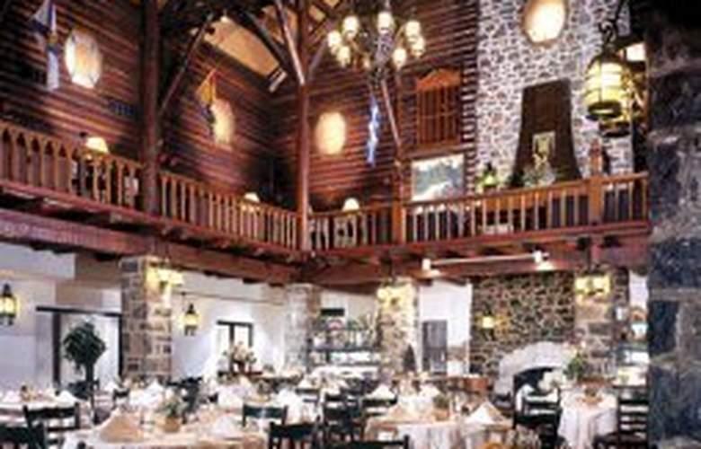 Fairmont Le Chateau Montebello - Restaurant - 2