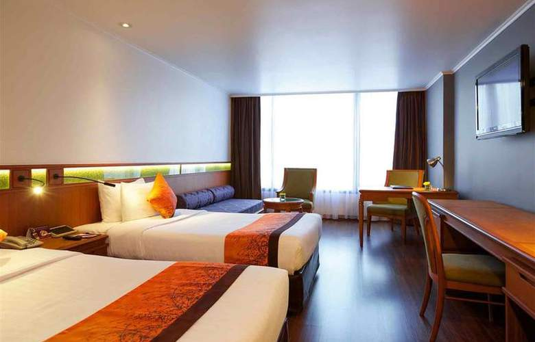 Bangkok Hotel Lotus Sukhumvit - Room - 31