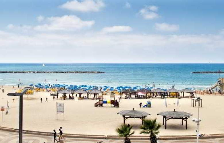 Arcadia Tower Hotel Tel Aviv - Beach - 3