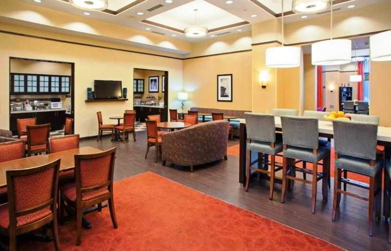 Hampton Inn & Suites Chicago North Shore Skokie - Restaurant - 11