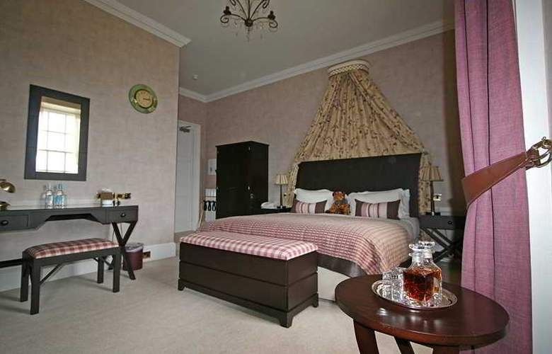 Cringletie House Hotel - Room - 8