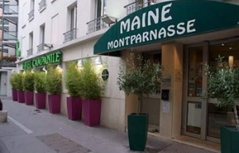 Campanile Paris 14 - Maine Montparnasse - Hotel - 2
