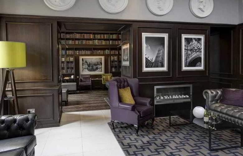 Best Western Mornington Hotel London Hyde Park - Hotel - 30