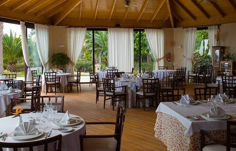 Sercotel R2 Rio Calma - Restaurant - 9