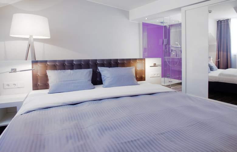 Rilano 24/7 Hotel München City - Room - 7