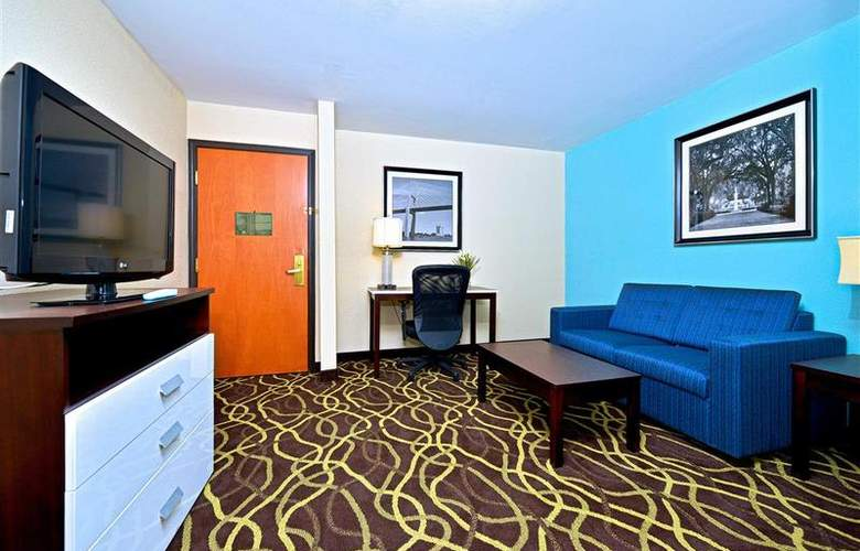 Best Western Bradbury Suites - Room - 103