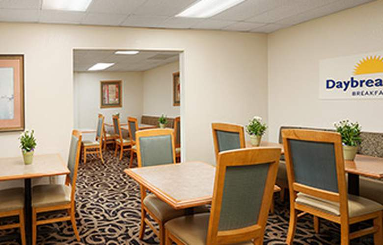 Days Inn Alexandria - Restaurant - 11