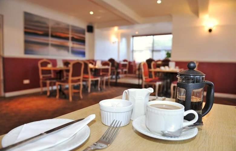 Best Western Montague Hotel - Restaurant - 129