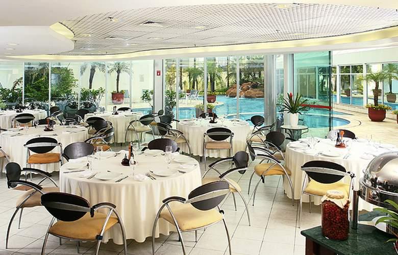 Park Suites ITC - Restaurant - 4