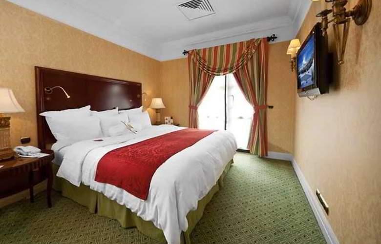 Tbilisi Marriott Hotel - Room - 17