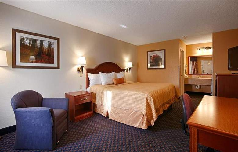 Best Western Executive Inn - Room - 19