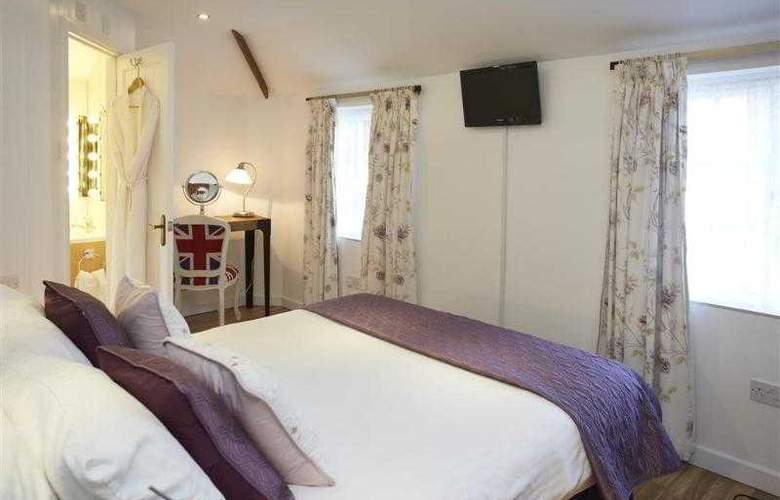 Best Western Annesley House - Hotel - 37