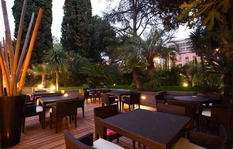 Cezanne - Terrace - 5