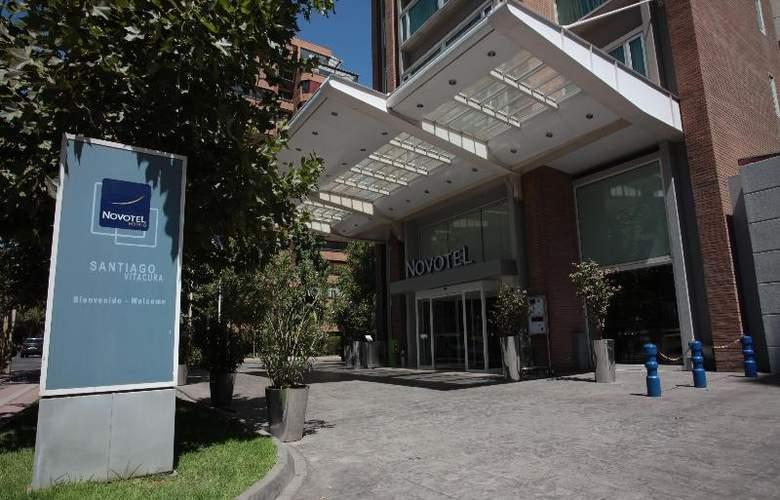 Novotel Santiago Vitacura - Hotel - 11