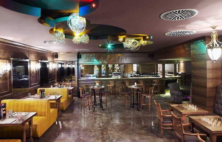Istanbul Gonen Hotel - Bar - 9