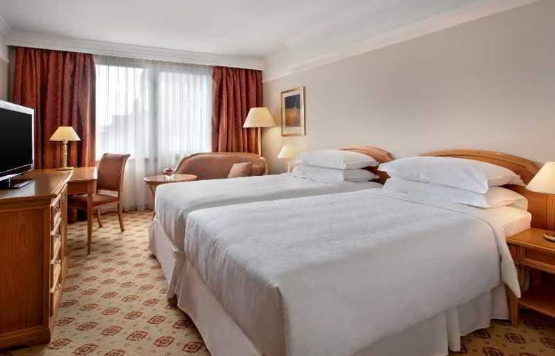 Sheraton Zagreb - Room - 4