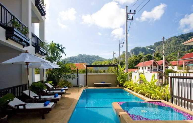 Krabi Apartment Hotel - Pool - 9