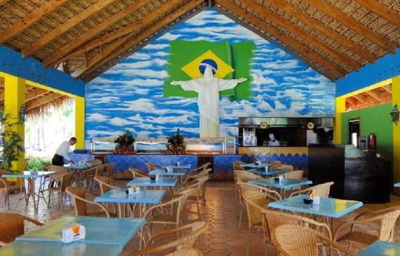 Tropical Princess All Inclusive - Restaurant - 37