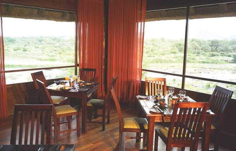 Pestana Kruger Lodge - Restaurant - 4