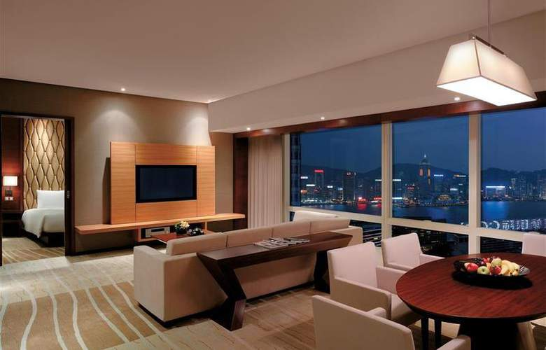 Hyatt Regency Hong Kong Tsim Sha Tsui - Hotel - 14