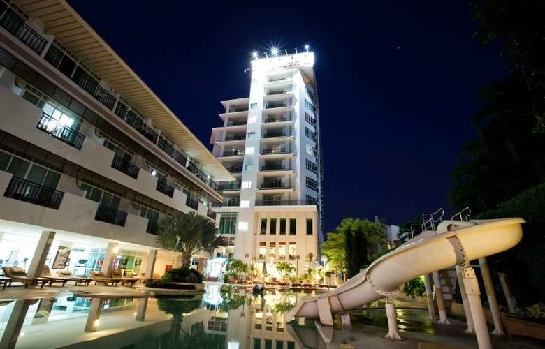 Pattaya Discovery Beach Hotel - Hotel - 10
