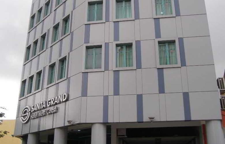 Santa Grand Hotel West Coast - Hotel - 7
