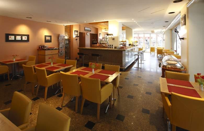 NH Carlton Amsterdam - Restaurant - 7