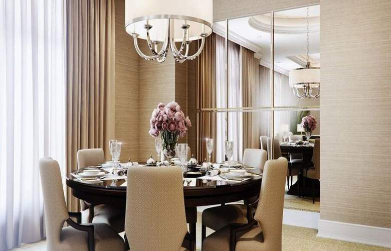 The Ritz-Carlton Kuala Lumpur - Restaurant - 15