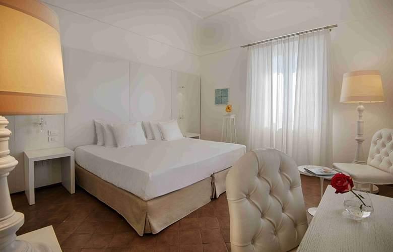 NH Collection Grand Hotel Convento di Amalfi - Room - 16